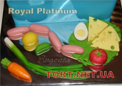 Торт Имитация пищи_14