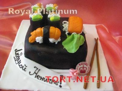 Торт Имитация пищи_15