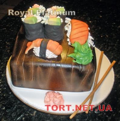 Торт Имитация пищи_21
