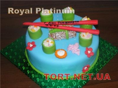Торт Имитация пищи_23