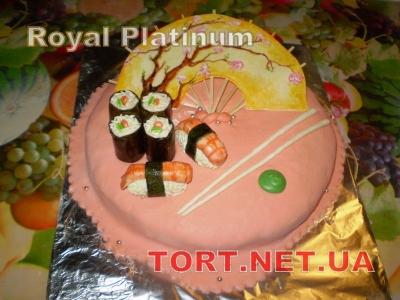 Торт Имитация пищи_24