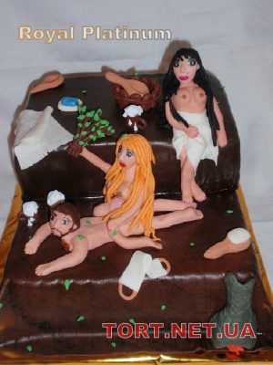 Торт Сауна_3