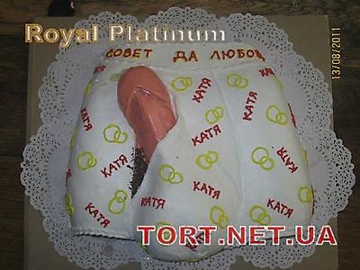 Торт Мужской Фаллос_1
