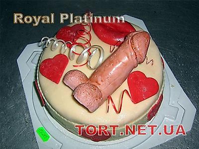 Торт Мужской Фаллос_3