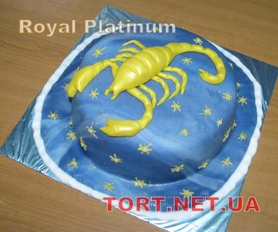 Торт Скорпион_1
