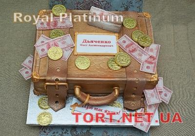 Торт Чемодан_3