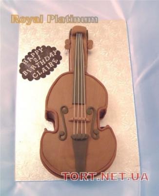 Торт Скрипка_3