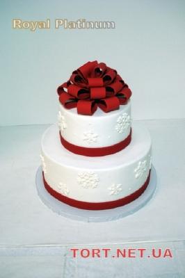 Торт в виде коробки_7