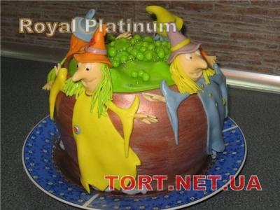 Торт на Хэллоуин_10