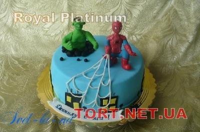 Торт Халк_1