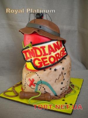 Торт Индиана Джонс_3