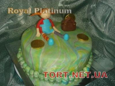Торт Пеппи Длинный чулок_1
