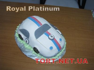 Торт Фольксваген Жук_2