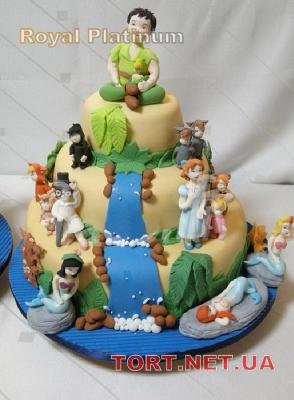 Торт Питер Пэн (Peter Pan)_3