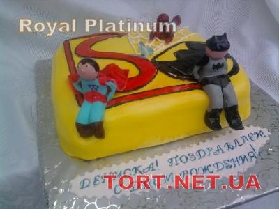 Торт Супермен (Superman)_2