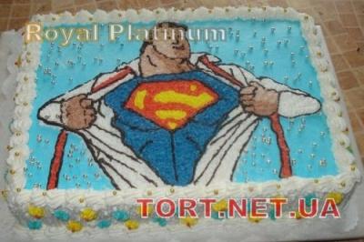 Торт Супермен (Superman)_4