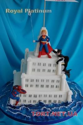 Торт Супермен (Superman)_5