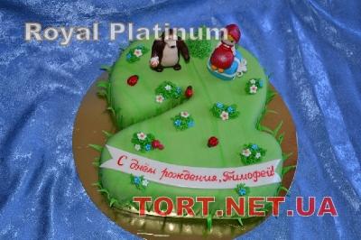 Торт Цифра Два_2