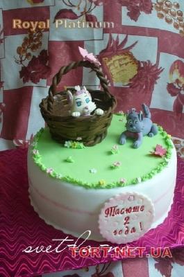 Торт Кот_6
