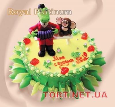 Торт Крокодил_17