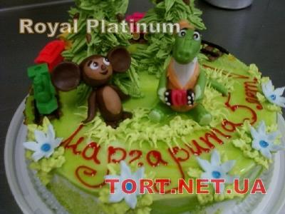 Торт Крокодил_18