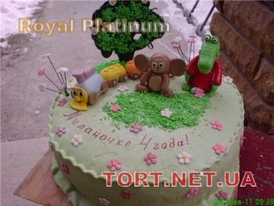 Торт Крокодил_22