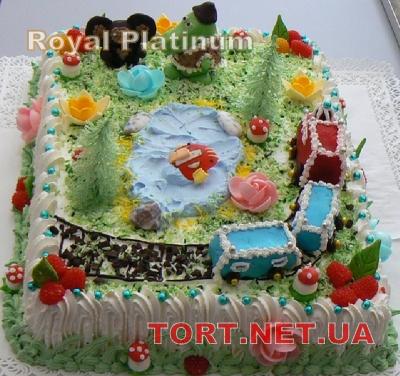 Торт Крокодил_23