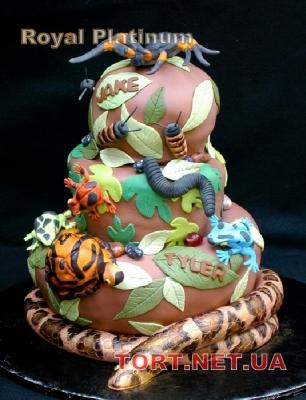 Торт Паук_7
