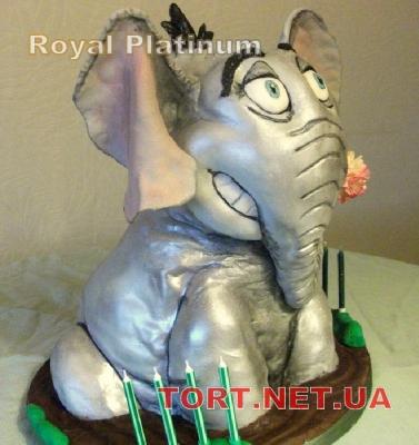 Торт Слон_1