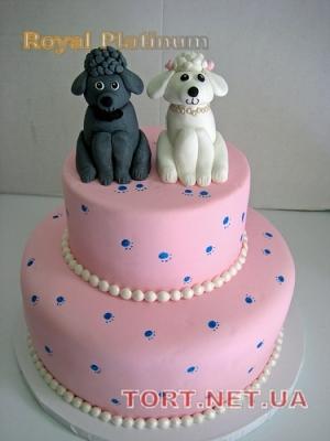 Торт Собака_19
