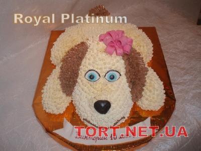 Торт Собака_3