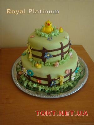 Торт Цыплёнок_2