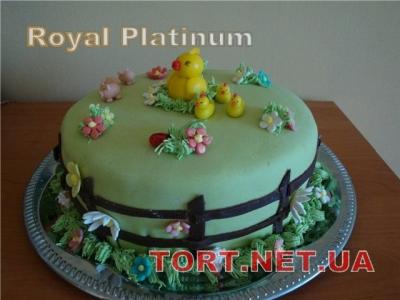 Торт Цыплёнок_4