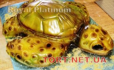 Торт Черепаха_10