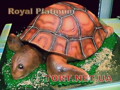 Торт Черепаха_11