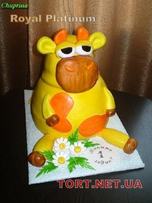 Торт Корова_2