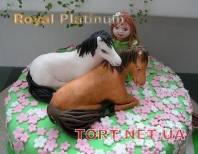 Торт Лошадь_10