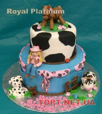Торт Лошадь_9