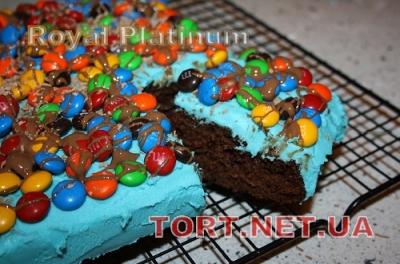 Торт M&M's стиль_7