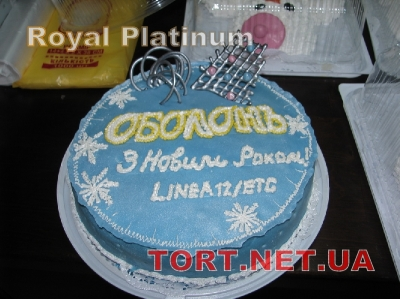Торт Royal Platinum_20