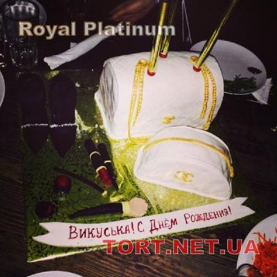 Торт Royal Platinum_26