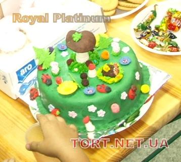 Торт Royal Platinum_27