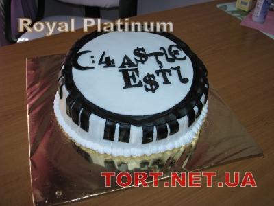 Торт Royal Platinum_30