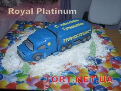 Торт Royal Platinum_31