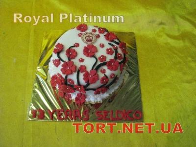 Торт Royal Platinum_32