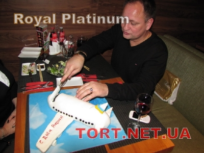 Торт Royal Platinum_51