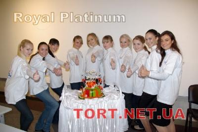 Торт Royal Platinum_55