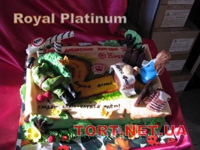 Торт Royal Platinum_62