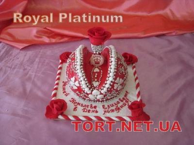 Торт Royal Platinum_75