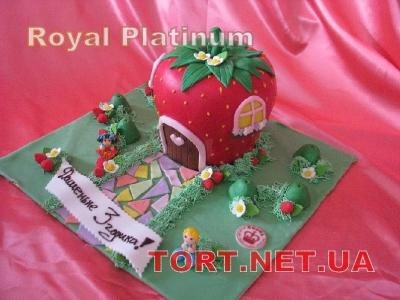 Торт Royal Platinum_77